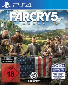 Far Cry 5 (PS4) [Bücher.de]