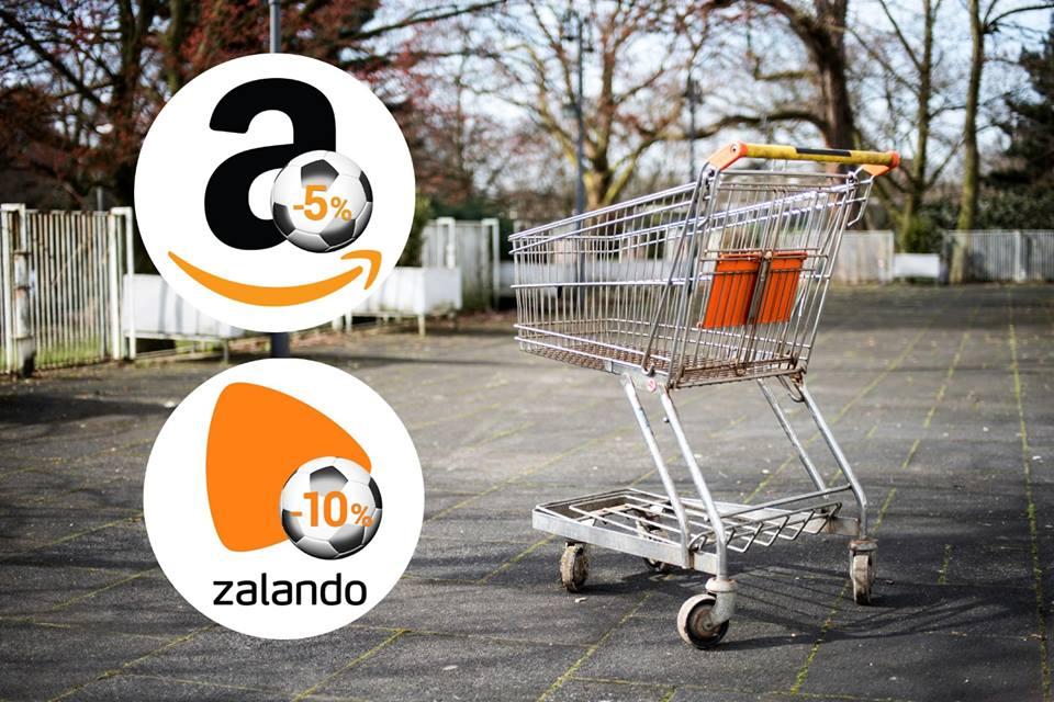 5% Cashback Amazon und 10% Zalando bei Lendstar
