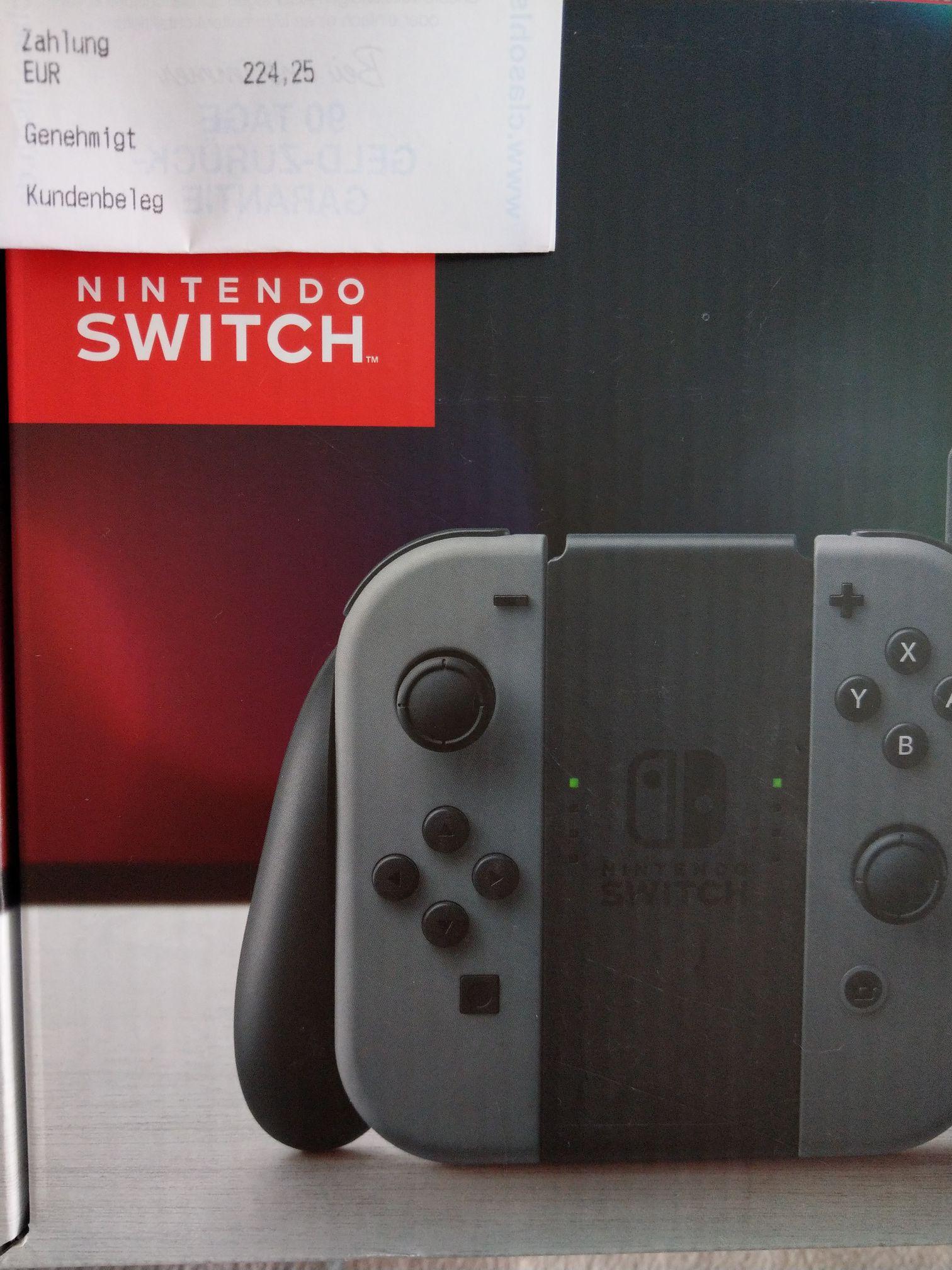 [Lokal HH] Nintendo Switch oder z.B Sonos Play 1 zum unschlagbaren Preis