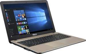 Asus F540LA-DM1156 Notebook (15,6'' FHD matt, i3-5005U, 8GB RAM, 256GB SSD, 1,9kg Gewicht) für 341,15€ [Alternate]