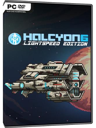Halcyon 6: Starbase Commander (LIGHTSPEED EDITION) für unter 2€