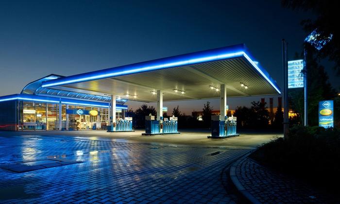 [Regional KARLSRUHE] Hochglanzautowäsche und 5 € Wertgutschein auf alle Kaffeespezialitäten an der Aral Tankstelle Günther Regert