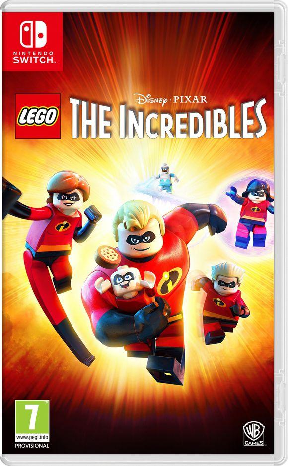LEGO - Die Unglaublichen für Nintendo Switch [Release 06. Juli]