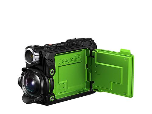 4K Actioncam von Olympus incl. GPS/Kompass/Höhenmesser zum Dealpreis!