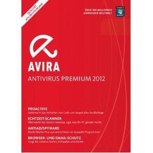 Avira AntiVir Premium 3 PCs / 3 Jahre