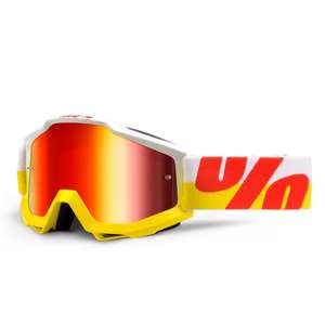 100% Accuri MX Goggle - In & Out Mirror Lens
