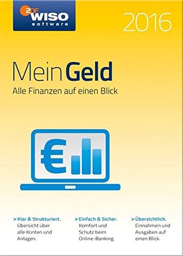 [Amazon] Homebanking WISO Mein Geld 2016 für 6€