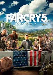 Far Cry 5 PC Ubisoft Key (www.gamesdeal.com)