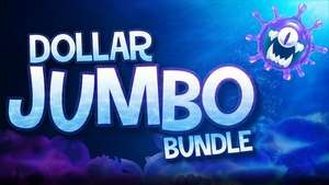 Dollar Jumbo Bundle (25 Steam Spiele) für 1€ (Fanatical)