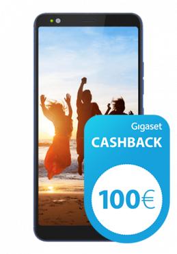 mobilcom-debitel Vodafone comfort Allnet 2GB Aktion mit Gigaset GS370 Plus Dual-SIM für 1€ + 100€ Cashback + 100€ Reisegutschein von Holidaycheck ohne MBW // Effektiv 14,93€ Kosten