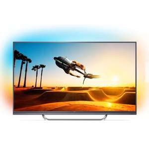 Philips 65PUS7502 4K UHD 3-seitiges Ambilight HDR 65 Zoll 100Hz Panel 2.200 PPI (gratis Versand)