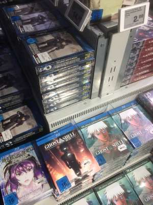 [lokal Köln] Ghost in the Shell 25 Jahre Mediabook Blu-ray