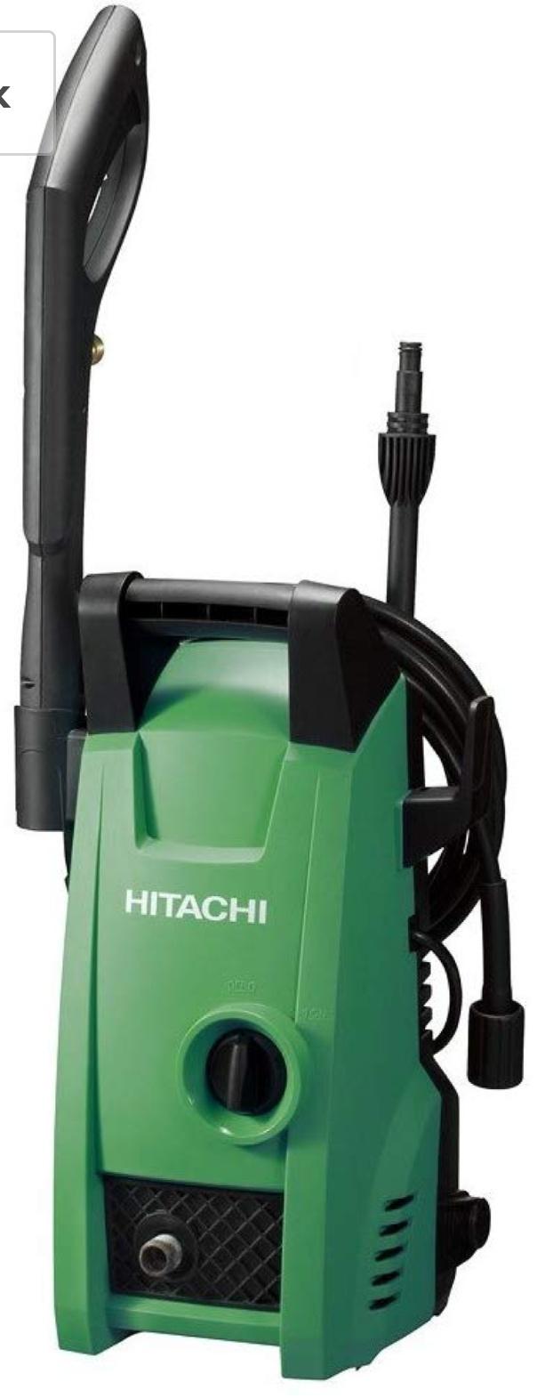 Hitachi AW 100 LA Hochdruckreiniger 1.400 Watt