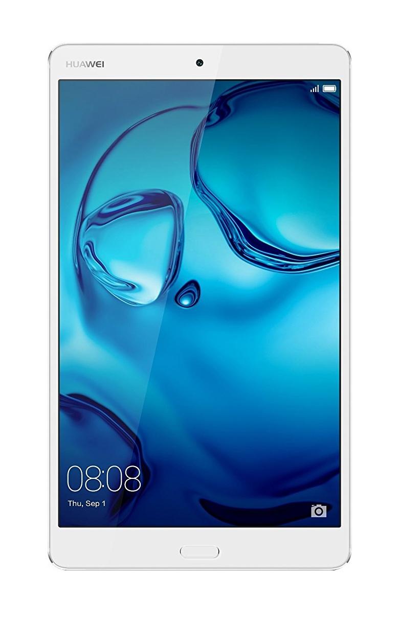 Huawei MediaPad M3 21,33 cm (8,4 Zoll) Tablet PC LTE (HiSilicon Kirin 950 Octa-Core, 4 GB RAM, 32 GB, Android 6, EMUI 4.1) Silber (ohne LTE für 199€ statt 254,50€, auch Lite-Versionen zum Bestpreis)