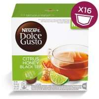 [Coffe Crazy Status] Dolce Gusto: 13 x Citrus Honey Black Tea für für 14,79 = 1,14 pro Packung