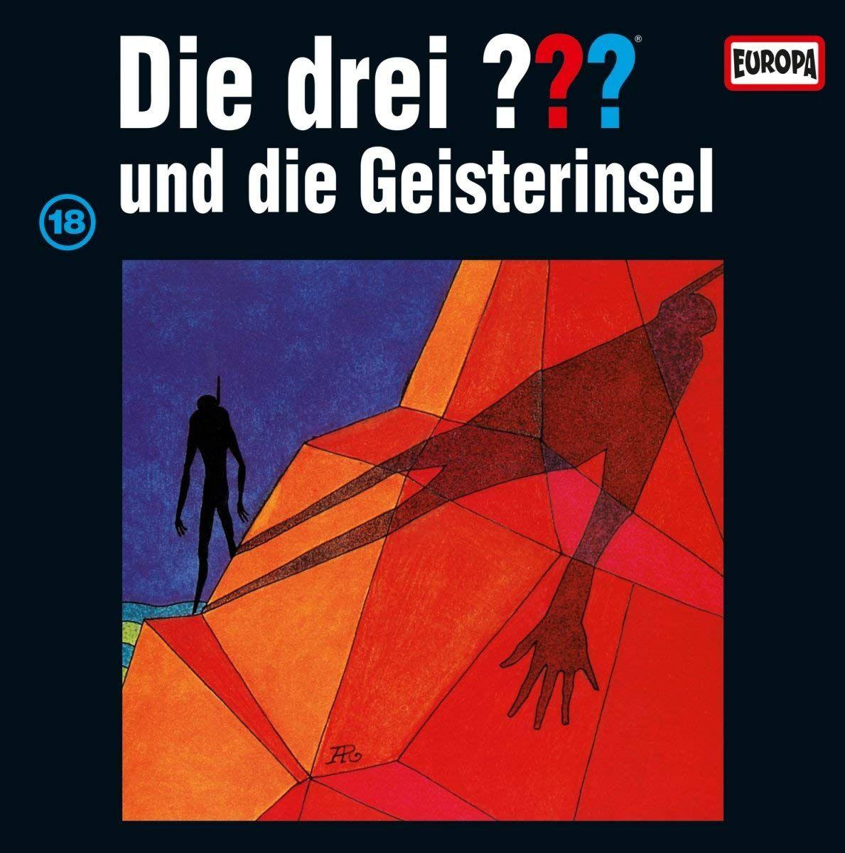 Die Drei ??? und die Geisterinsel - limitierte Picture Vinyl - Amazon Prime - 13,97€