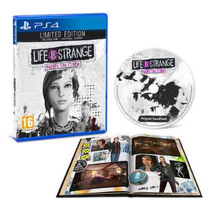 Life is Strange: Before the Storm Limited Edition (PS4 & Xbox One) für je 14,46€ (ShopTo)