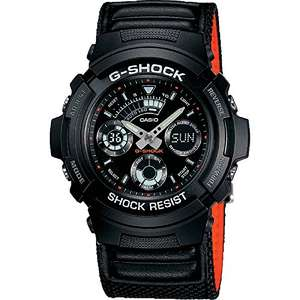 [Amazon] Casio G-Shock Herren-Armbanduhr AW 591MS 1AER