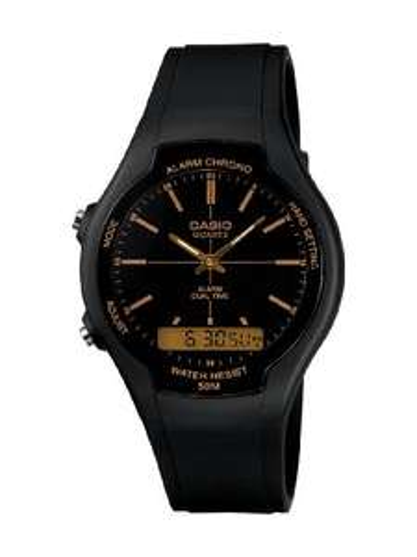 [Amazon] Casio Collection Herren-Armbanduhr AW 90H 9EVEF
