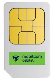 Telefónica (MD über LogiTel) Smart Surf 1GB LTE, 50 Freimiunten, 50 SMS (3,99 € mtl.)