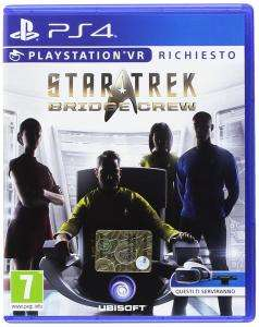Star Trek: Bridge Crew (PS4VR) für 15,50€ (Amazon IT)