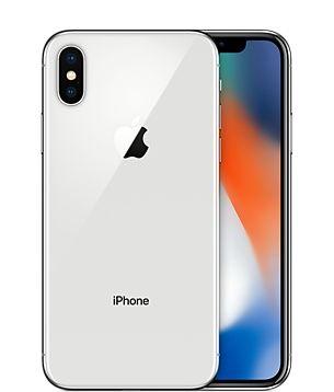 iPhone X 256GB Silber Neu OVP