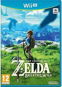 The Legend of Zelda: Breath of the Wild (Wii U) für 40,60€ (Base.com)