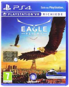 Eagle Flight VR (PS4) für 15,55€ (Amazon.it)