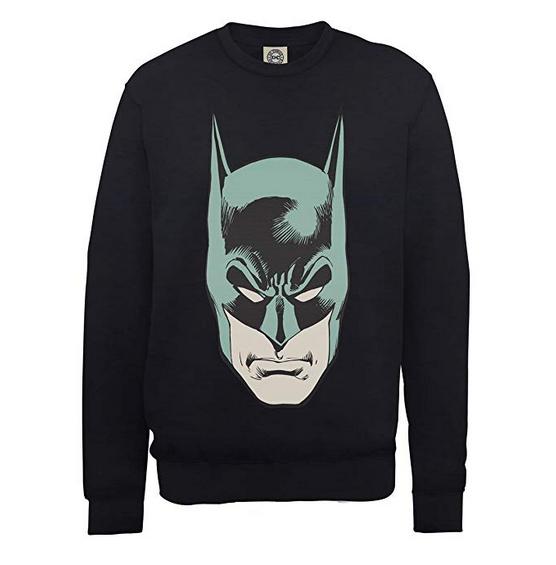 DC Comics Herren Pullover (100% Baumwolle) ab 6€ (Amazon Plus Produkt)