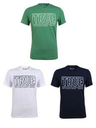 "Sommer Starter-Kit aus T-Shirts Multipacks und Shorts stark reduziert, z.B. 3er Pack Mustang T-Shirts ""TRUE"""