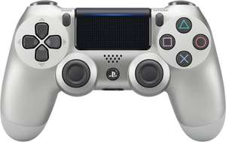 Sony PlayStation 4 DualShock 4 Wireless Controller V2 (Silber) für 39,99€ (Amazon)
