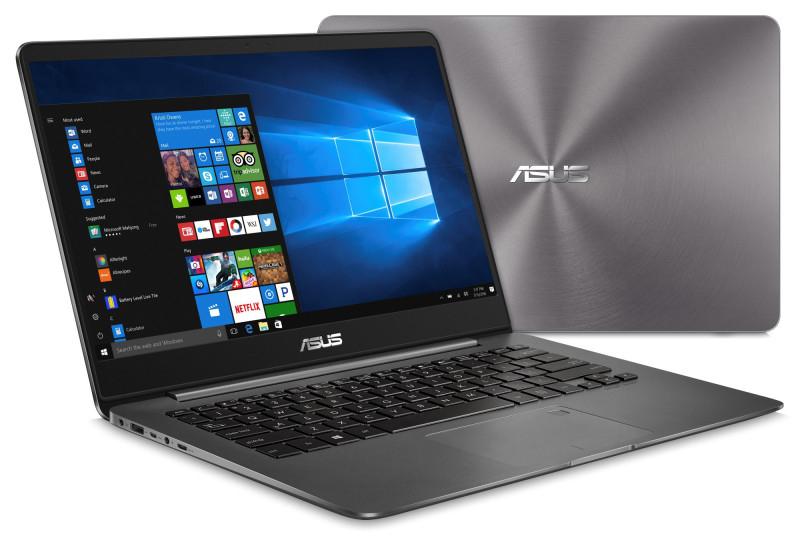 [campuspoint.de] Asus Education ZenBook™ UX3430UA-GV068T (grau, Alu-Unibody)