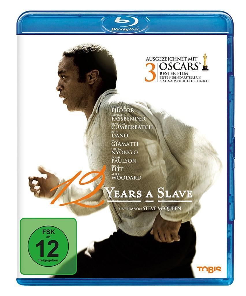 12 Years a Slave (Blu-ray) für 3,77€ (Dodax)