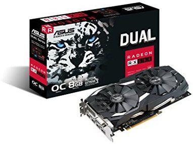 [Amazon.com]Asus Radeon Rx 580 8gb Dual Oc Edition