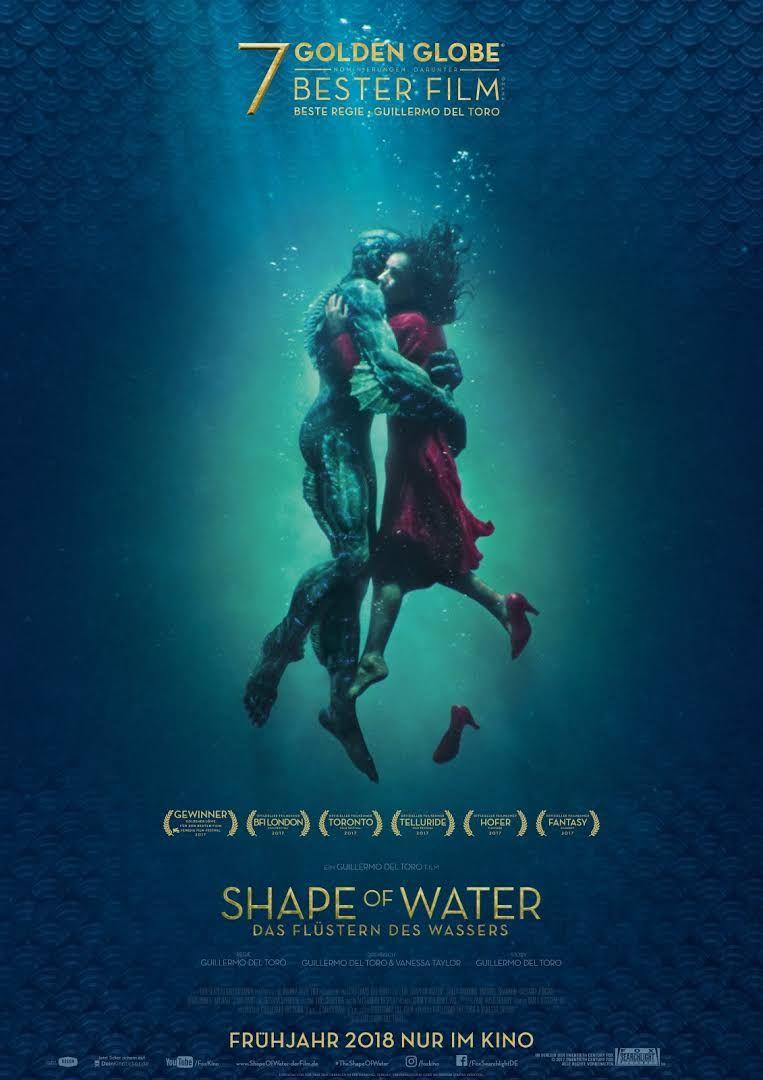[Google Play Filme] Film nach Wahl in HD für 99ct leihen, z. B. Shape of Water, Wind River ...