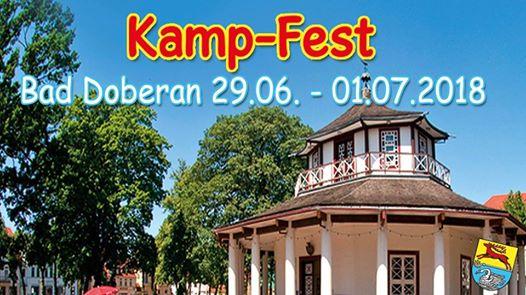 [Lokal Bad Doberan] 29.06-01.07.2018 Kamp-Fest mit Geiersturzflug und Schlagerstar Hans-Jürgen Beyer [Eintritt frei]