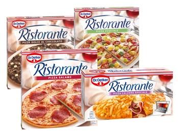 DR. OETKER Ristorante Pizza bei Kaufland für 1,69€ (bisheriger Bestpreis 2018)