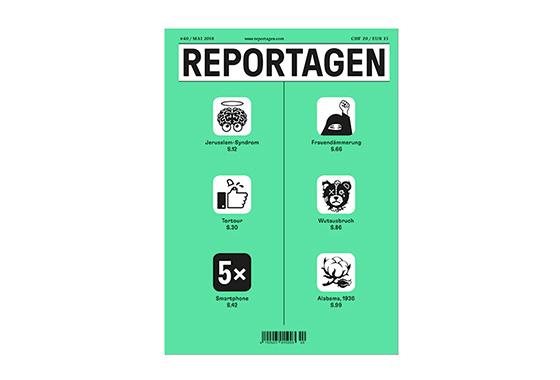 """kostenloses Leseexemplar von """"Reportagen"""" bestellen ohne Folgeabo !"""