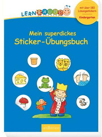 Neue Kinderbücher und Restposten für die Sommerferien bei [kinderbuch.eu] z.B. Lernraupe Bücher // Stickerhefte