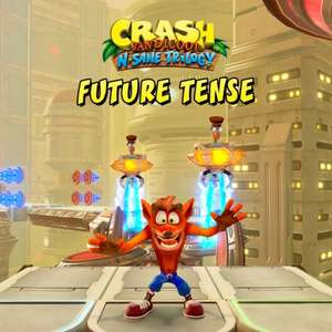 [PlayStation Store PS4] Crash Bandicoot N. Sane Trilogy - Future Tense Level (DLC) gratis