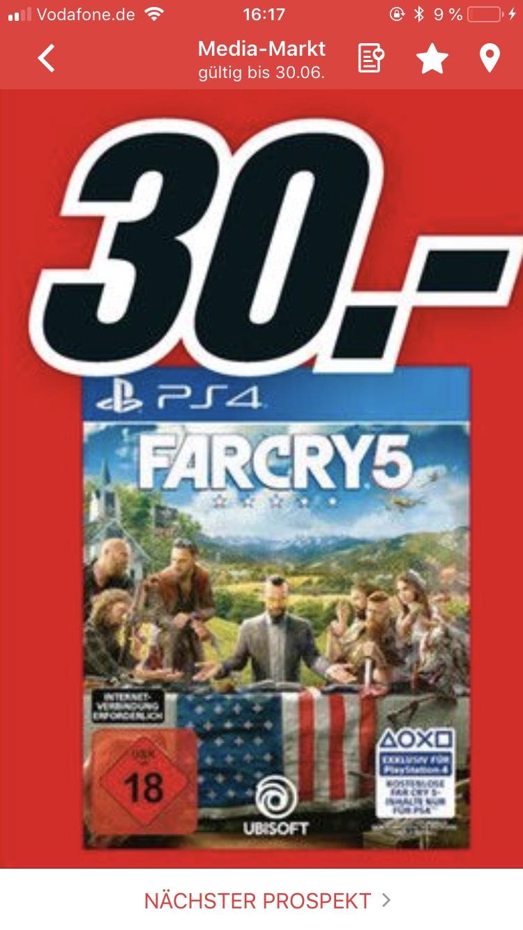 [Lokal Berlin Tegel] Far Cry 5 Standard Edition