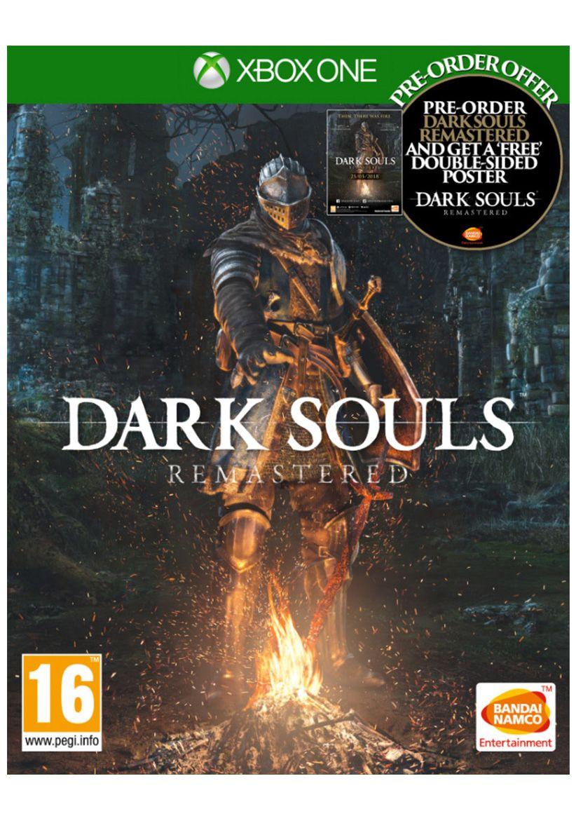Dark Souls Remastered (Xbox One) für 25,22€ (Simplygames)