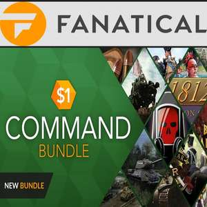 [STEAM] Dollar Command Bundle @ Fanatical / Bundle Stars