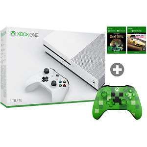 Xbox One S 1TB + Sea of Thieves + Forza Horizon 2 + Minecraft Controller für 239€ & eBay US für 208,14€.(Media Markt)