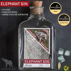 Elephant Gin für 24,14€ durch 15% bei ebay (Umzug)