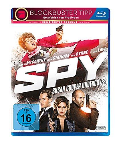 Spy - Susan Cooper Undercover (Blu-ray) für 4,09€ (Dodax)