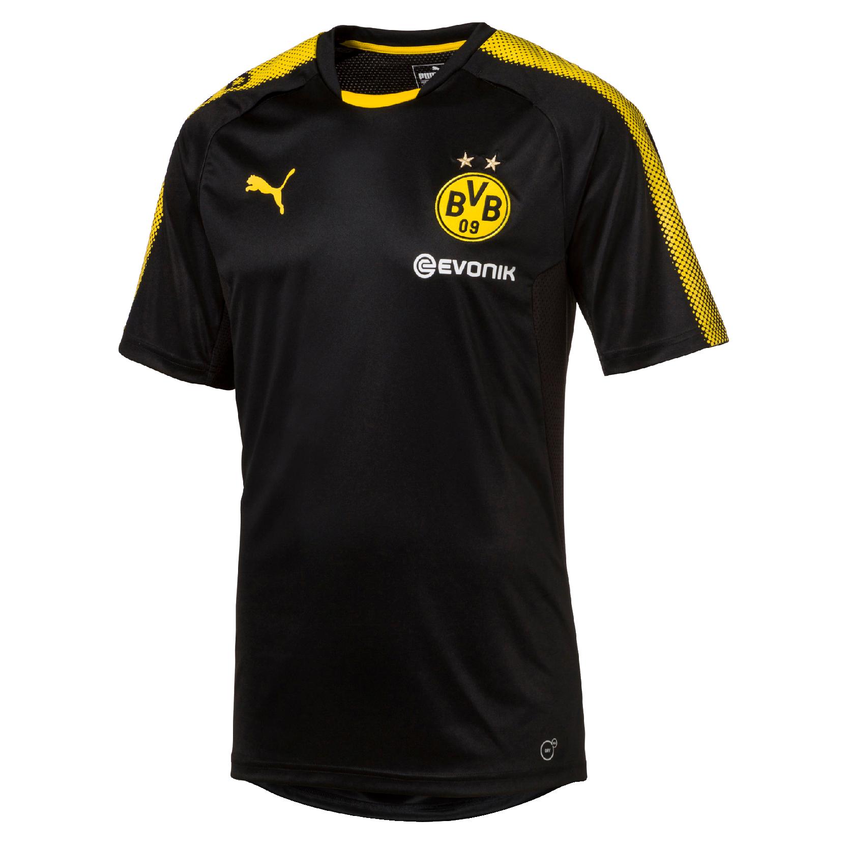 Puma Borussia Dortmund Trainingtrikot 17/18 und weiterer Puma BVB Merchandise im Sale