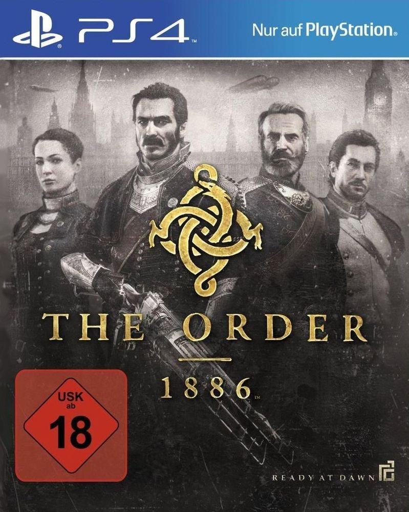 The Order: 1886 (PS4) für 17,77€ versandkostenfrei (Saturn)