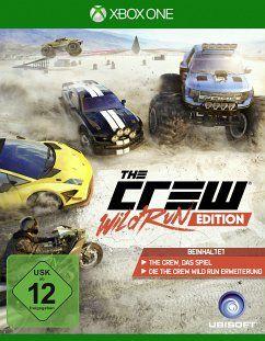 The Crew - Wild Run Edition (Xbox One) 9,99€ & Mario + Rabbids: Kingdom Battle Collector's Edition (Switch) für 49,99€