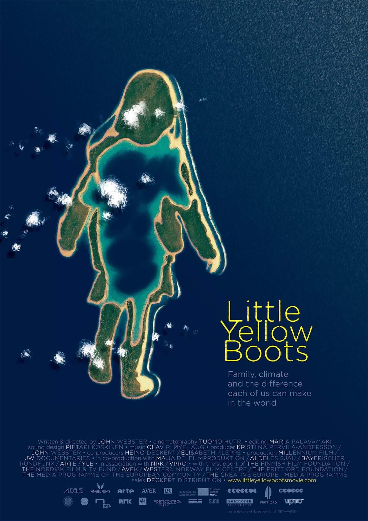 Die Welt ist noch zu retten?!/Little Yellow Boots - Doku kostenlos im Stream
